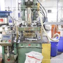 Plug Insert Injection Machine with Automatic Feeding System