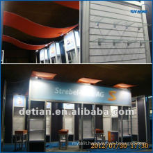 Trade Show slat wall display