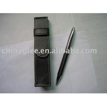 Кожаные ручки набор