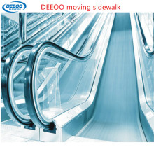 10 Degree AC Drive Electric Residential Moving Sidewalk