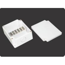 Tibox Waterproof Fireproof Terminal Block Box Tj-6p-M