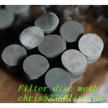 Promotion Stainless Steel Wire Mesh, SS Wire Mesh for Melt Filter