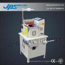Jps-160tq tela no tejida / tela y máquina de corte conductivo de la tela