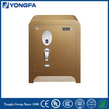 Intelligent electronic safe fingerprint