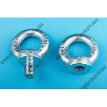 Rigging DIN 580 matériel levage vis à œil / boulon à oeil