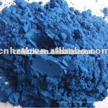 Pigmento organico azul 61 para tintas.