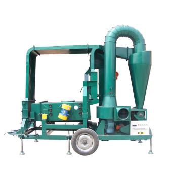 Seed-Korn-Reiniger Maschine doppelte Luftreinigung System