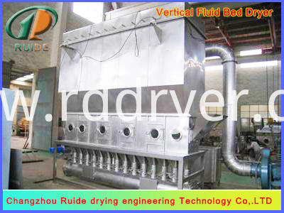 Xf Series Cooling Fluid Bed Dryer