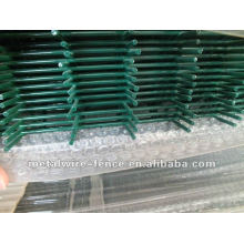 Wholesale PVC coated security fence gating and panels