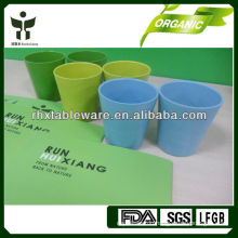 bamboo fiber eco friendly mugs