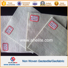 Short Fiber Needle Punched Polyester Nonwoven Geotextile