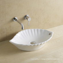 Irregular Good Quality Bathroom Basin 8059