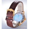 Herren Automatische Edelstahl Armbanduhr