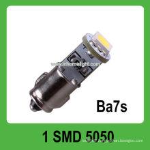 2013 New products 1 SMD 12V Ba7s led light