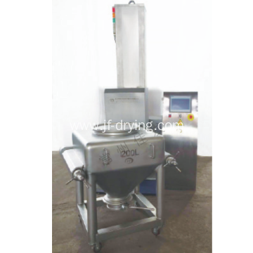 Series Pharmaceutical Single Column Post Bin blender
