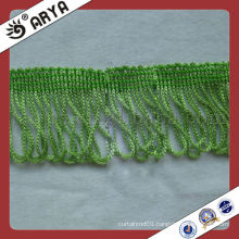 Carpet Fringe , Brush Fringe ,Curtain Fringe Brush Trimming Fringe Knitting Yarn Manufacturers