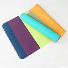 yugland Custom Printed Eco Friendly New yoga mat tpe 6mm oem