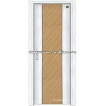 ПВХ двери МДФ с ПВХ листа (JKD-5017) на дверь ванной комнаты из Китая Топ 10 бренд-дизайн