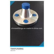 ANSI solda forjada / pescoço de soldagem Flange de aço inoxidável