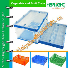 food degree transparent storage box for fruits and vegetables in refrigerator