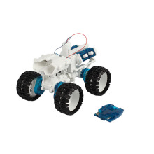 Toy DIY Power Space Vehicle