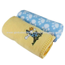 High quality polar fleece blankets, OEM orders are welcome