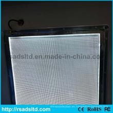 Panel de la guía ligera acrílico de alta calidad para la caja ligera