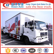 Factory price mobile stage truck supplier ,mobile stage in china