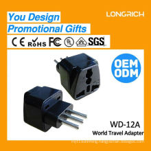 Multifunctional Travel Plug multinational socket,computor socket ce rohs approved