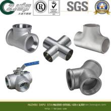 304 316 Установка труб из нержавеющей стали (колено и тройник)