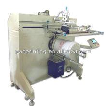 HS-1000R Pneumática impressora de tela de seda de balde, com motor passo a passo, max dia300mm