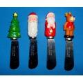 Espreparador decorativo de aço inoxidável em Natal com alça de resina