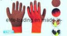 7g Acrylic Latex Coated Gloves Napping Linging