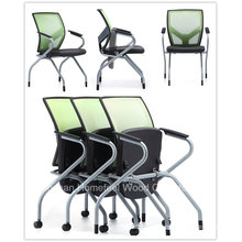 Best Price Stackable Folding Office Conference Meeting Chair (HF-01H26)