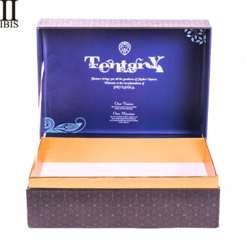 Custom Luxury Cardboard Paper Perfume Gift Box