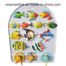 Handy Sculpture Polyresin Ocean Fish Холодильник Магнит Ремесла