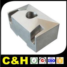 Niquelado aço CNC usinado peças para Auto