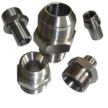 Composants usinés en zinc CNC personnalisés par OEM