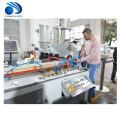 Konische Profil-Rohr-Extruder-Verdrängungsmaschinen PVCs WPC