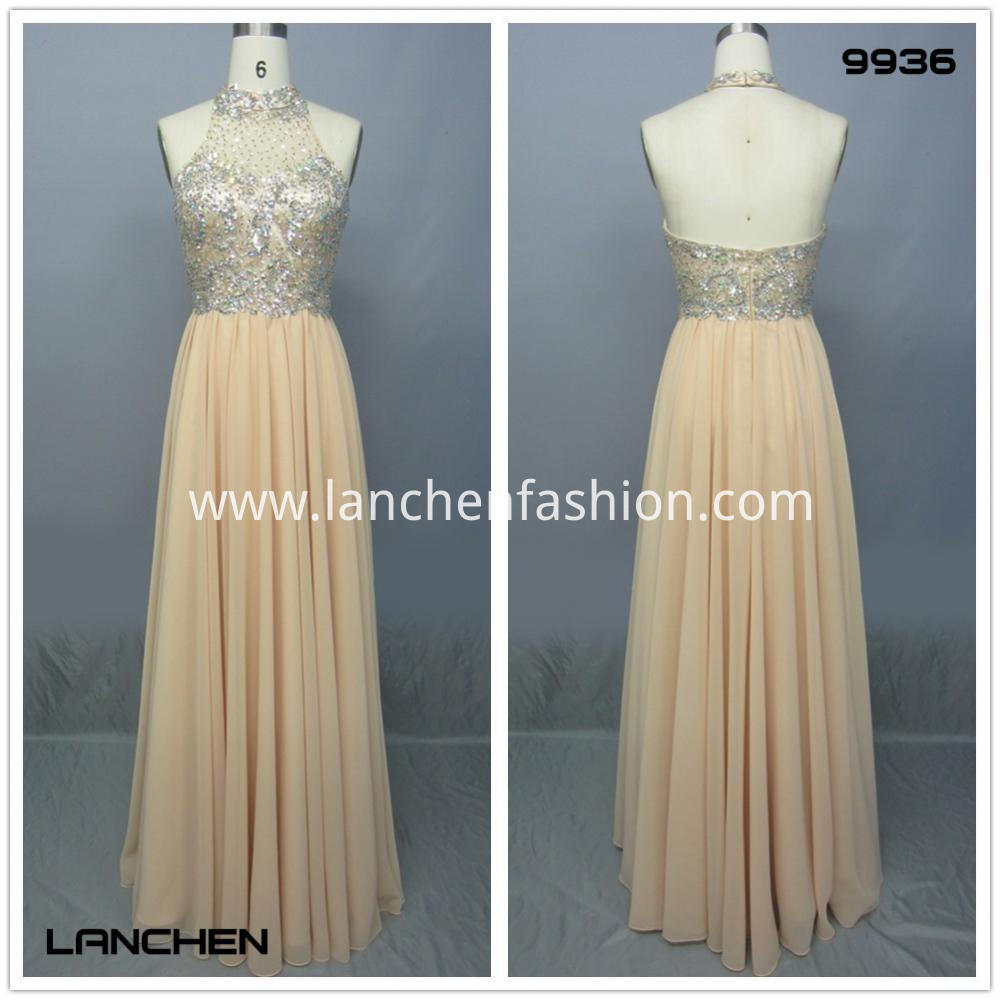 Champagne Boutique Dress
