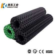 Larger Hole Non Slip Anti-Skid Rubber Floor Stable Mat for Pig Semen Collection