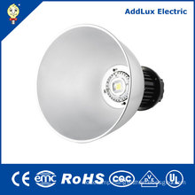 CE UL IP65 100W Industrial Fixture COB LED High Bay
