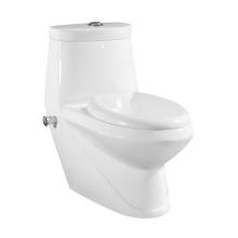 Sanitario Fitting Montado en el Piso de Una Pieza Clean Vagina Toilet Bidé