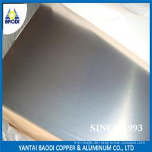 Kaltwalzen Aluminiumblech für den Bau / Dekoration / elektronische Produkte