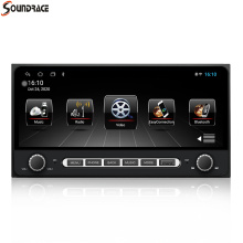 Hot Sell New Model 10.1 inch  Adjustable Screen Android Universal Car Radio
