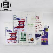 Матовый вырубной ручкой мешки пластичный упаковывать