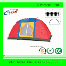 10 Persons (220*400*180) mm out Door Tent