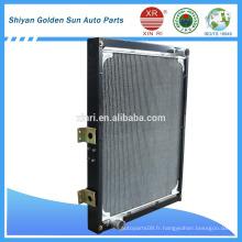 FOTON AUMAN 1125 Pièces pour camions Fin Tube Radiateur en aluminium à vendre 1125113106001
