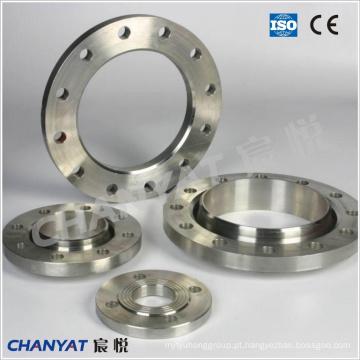 Mss aço inoxidável deslizamento na flange (F304, F310, F316)