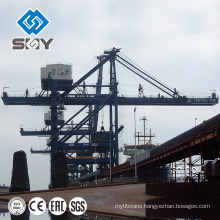 GRAB BUCKET LOADER& SHIP UNLOADER CRANE FOR BULK CARGOES